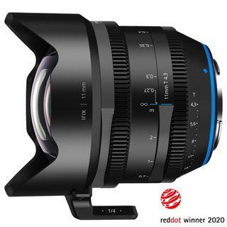 Irix Cine 11mm T4.3 for Canon EF Metric ( IL-C11-EF-M )