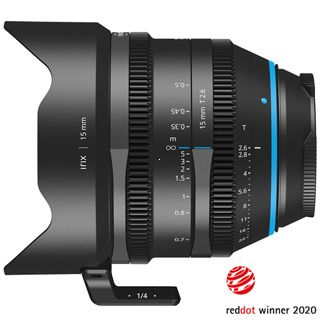 Irix Cine 15mm T2.6 for Canon EF Metric ( IL-C15-EF-M )