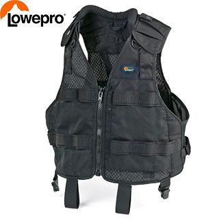Lowepro S&F Technical Vest (S/M), black