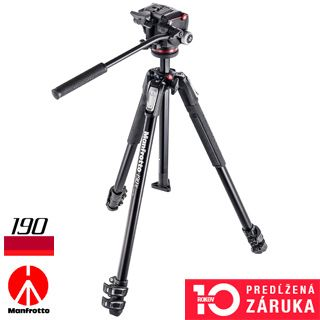 Manfrotto MK190X3-2W SET