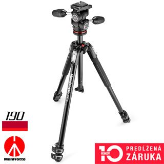 Manfrotto MK190X3-3W,SET