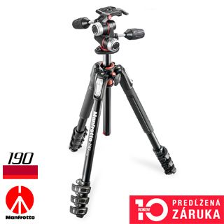 Manfrotto MK190XPRO4-3W SET