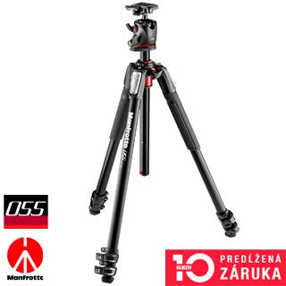 Manfrotto MK055XPRO3-BHQ2 (BH1) SET