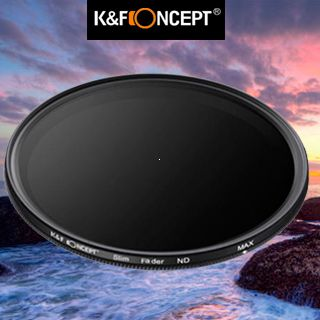 KF Concept Variable ND 2-400 filter 67mm