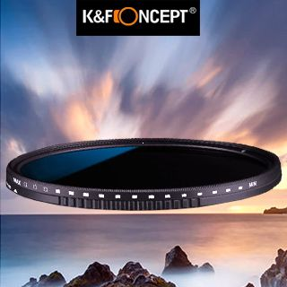 KF Concept Variable ND 8-2000 filter 67mm