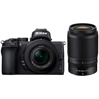 Nikon Z50 double zoom kit
