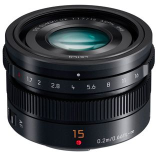Panasonic LEICA DG SUMMILUX 15mm F1.7 ASPH.