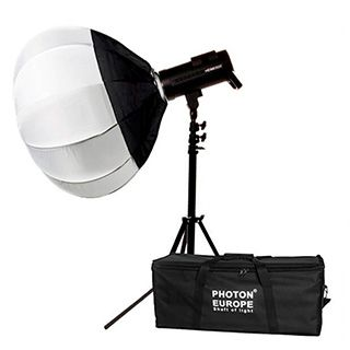Photon Europe NEW HD-TTL-610 + OUTDOOR BALOON SOFTBOX - SET