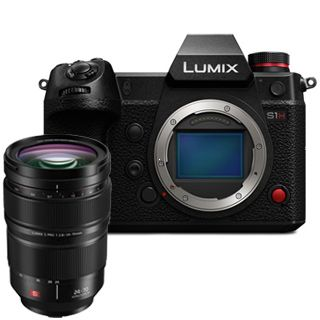Panasonic Lumix DC-S1H + LUMIX S PRO 24-70mm/F2,8