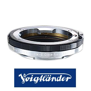 Voigtländer Close Focus Adapter VM / Sony-E