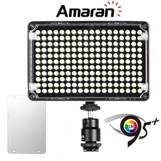 10W Bi-Color AL-H198C CRI95+ LED videosvetlo