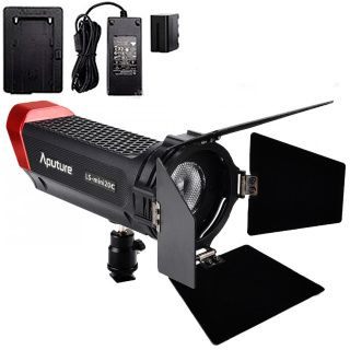 LED svetlo 300W CRI >96 (3200 - 6500K) Aputure Light Storm LS Mini 20 C