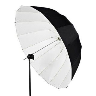 PHOTON EUROPE DEEP BIG UMBRELLA 170 cm Biela