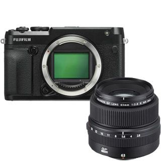 Fujifilm GFX 50R + 63mm f2,8 R WR Soft Bundle