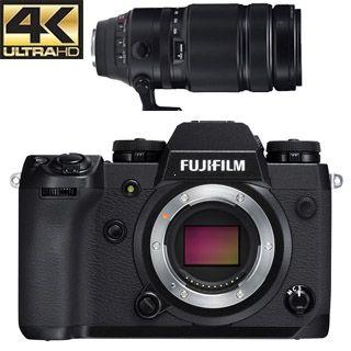 Fujifilm X-H1 + XF 100-400mm f/4.5-5.6 R LM OIS WR