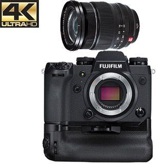 Fujifilm X-H1 + Grip + XF 16-55mm f/2.8 R LM WR