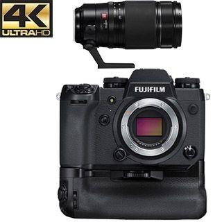 Fujifilm X-H1 + Grip + XF 50-140mm f/2.8 R LM OIS WR