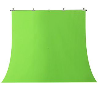 Green Screen pozadie 1,6 x 5m + stojan