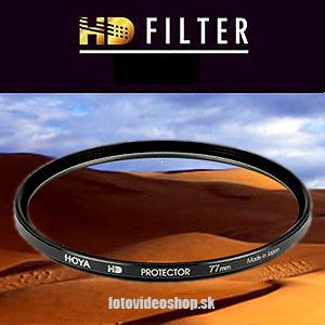 Hoya HD filter Protector Digital 58