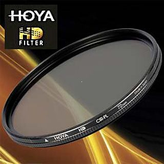Hoya Pol circular HD filter 77mm