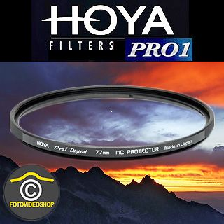 Hoya Protector Pro 1 Digital 77mm Multi Coated filter