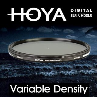 Hoya Variable density filter 58mm