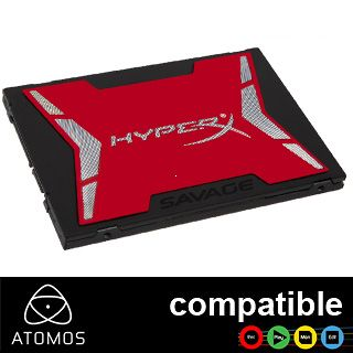 Kingston 240GB HyperX SAVAGE SSD SATA 3 2.5 (výška 7mm)