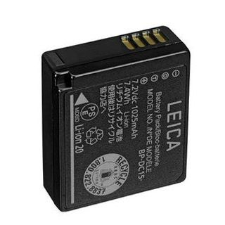 Leica BP-DC15-E battery for D-LUX (Typ 109