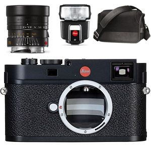Leica M (Typ 262) + 35 mm f/2,4 + blesk SF 40 + System bag M