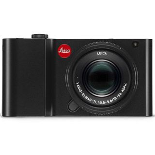 LEICA TL, black anodized finish