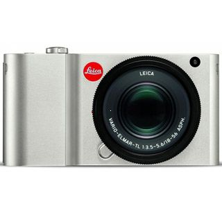 LEICA TL, silver anodized finish