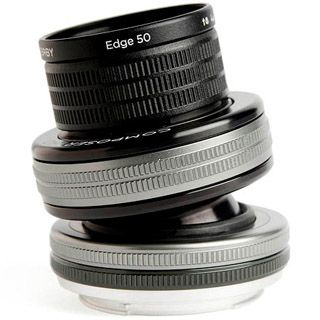 Lensbaby Composer Pro II incl. Edge 50 Optic pre Sony E