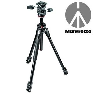 Manfrotto 290DUA3-3W, set