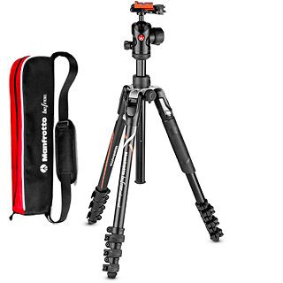 Manfrotto Befree Advanced designed for Sony MKBFRLA-BH