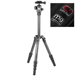 Manfrotto statív Element Traveller CARBON Small (MKELES5CF-BH)