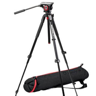 Videostatív Manfrotto HDV 2018 do 5kg