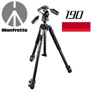 Manfrotto MK 190X3-3W,SET