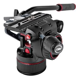 Manfrotto MVHN8AH NITROTECH N8 fluidná video hlava