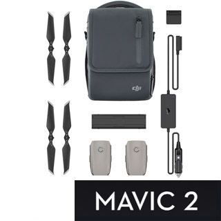 DJI Mavic 2 Fly More Kit - DJIM0256-14
