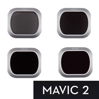 DJI Mavic 2 Pro - ND Filters Set