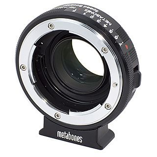 Metabones Nikon G to BMCC Speed Booster