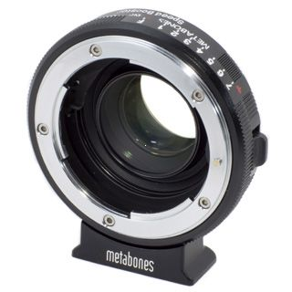 Metabones Nikon G to BMPCC Speed Booster