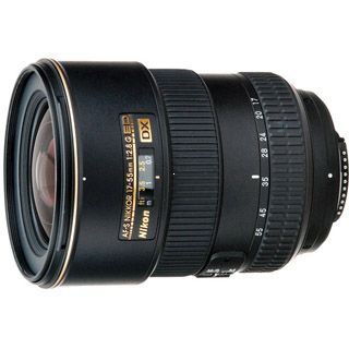 Nikon 17-55mm F2.8G AF-S DX ZOOM-NIKKOR IF-ED