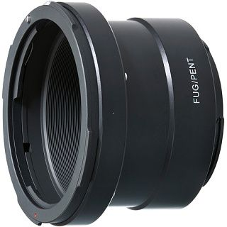 Novoflex Adapter Pentax 67 lenses to Fuji G-Mount cameras