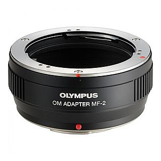 Olympus MF-2 OM adaptér  Four Thirds / MFT