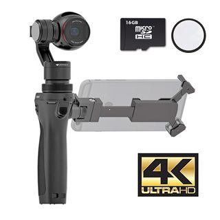 DJI OSMO + 16GB karta + UV filter