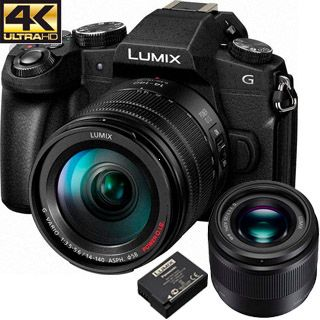 Panasonic Lumix DMC-G80 + 14-140 mm