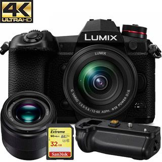 Panasonic Lumix DC-G9 + 12-60 mm