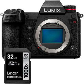 Panasonic Lumix DC-S1R Full Frame