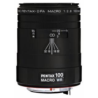 Pentax 100 mm f/2,8 D-FA Macro WR